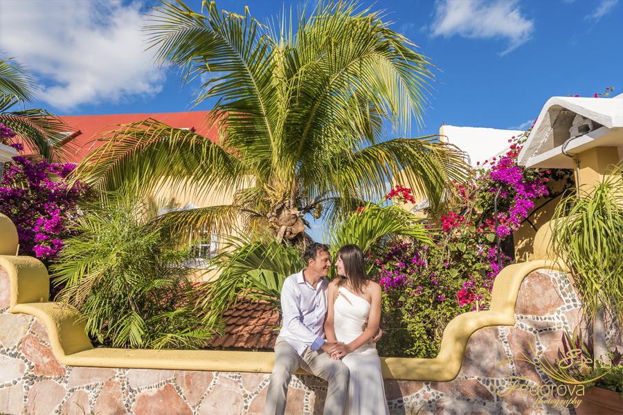 isla mujeres photographer la hoya hotel