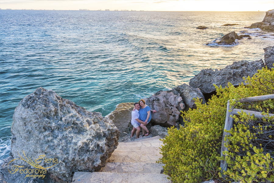 isla mujeres punta sur photo session