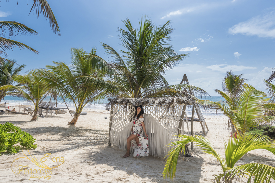 lifestyle photography in tulum