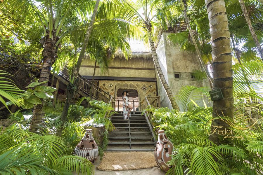 lifestyle photography nomade hotel tulum