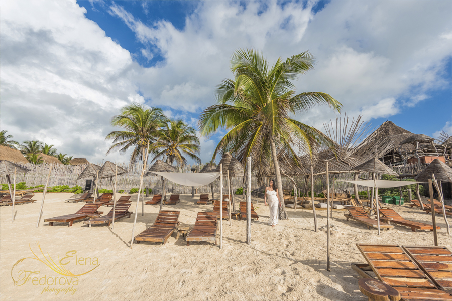lifestyle photography tulum beach