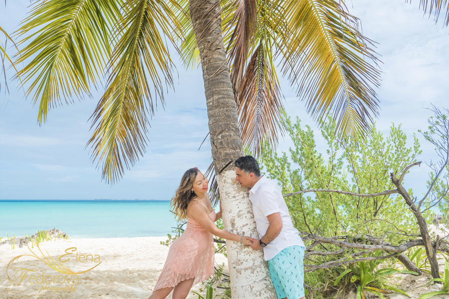 engagement photography isla mujeres