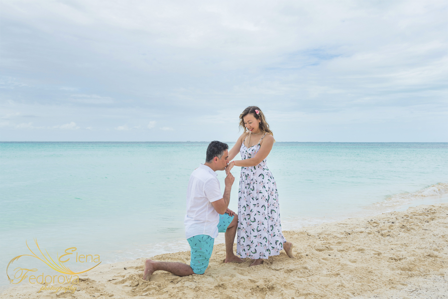 proposal photos isla mujeres