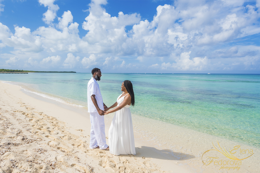 beautiful beach photos Cozumel
