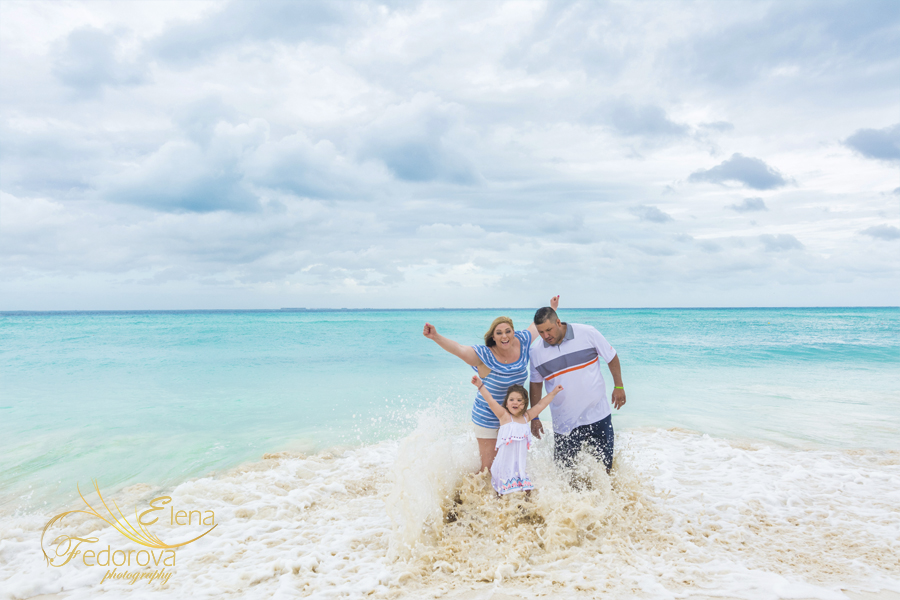 trash the dress family