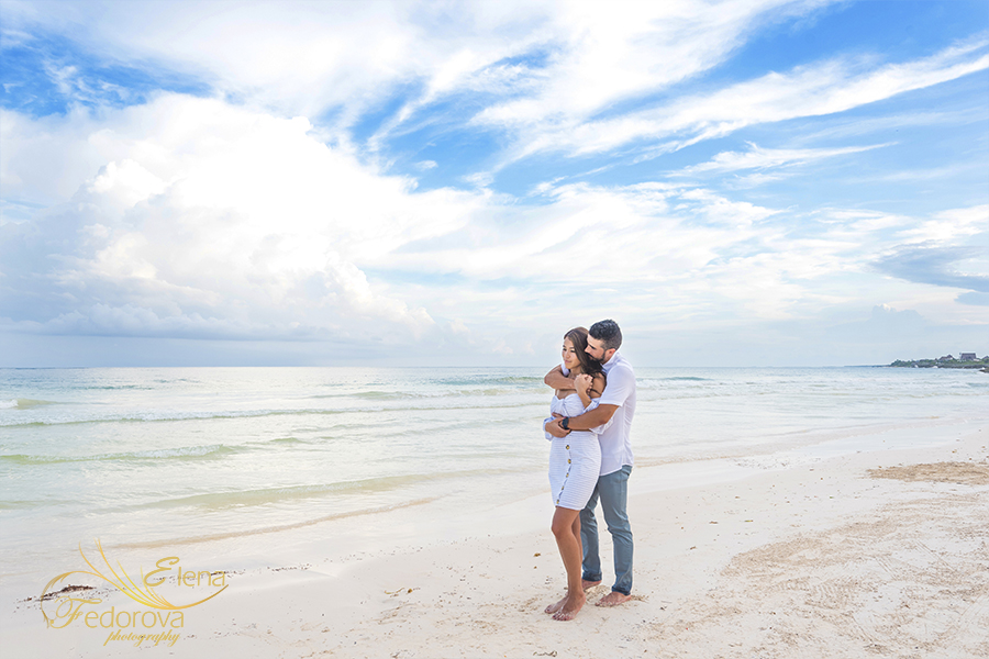 tulum beach photography