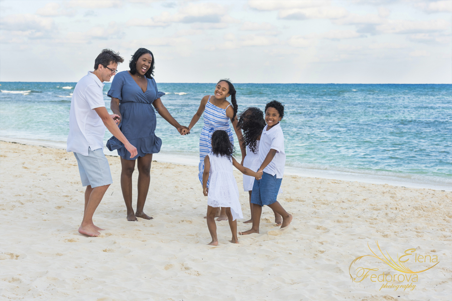 family time in grand velas riviera maya