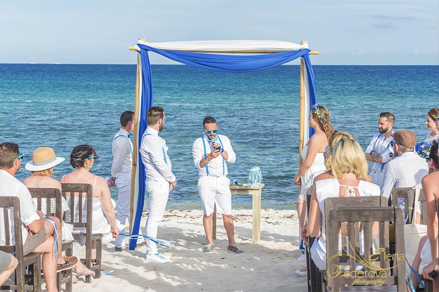blue venado beach club photos