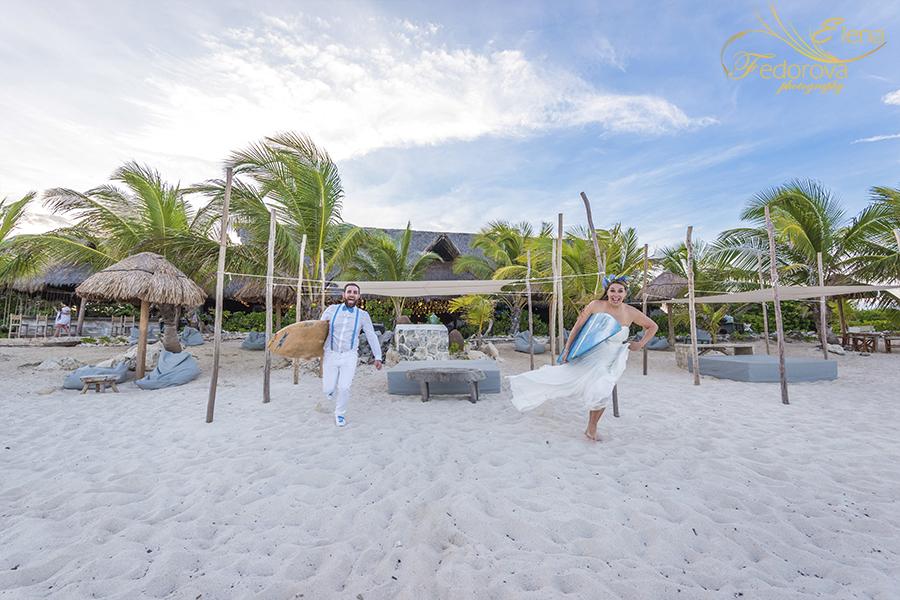 beach club blue venado photo