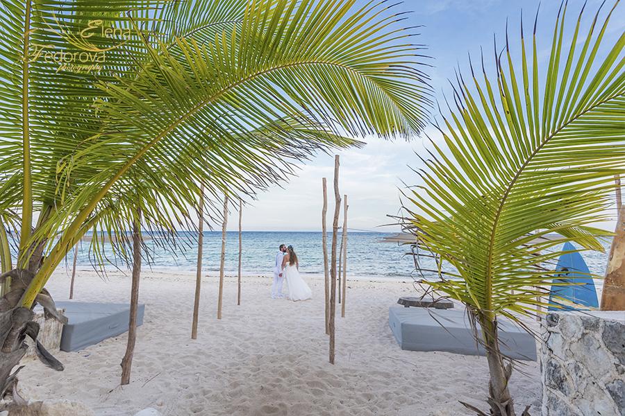 beach club blue venado photos