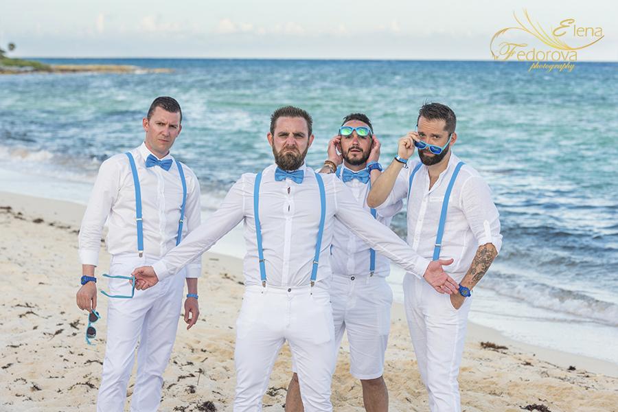 punta venado beach picture