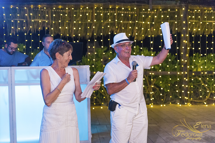 weddings the blue venado beach club