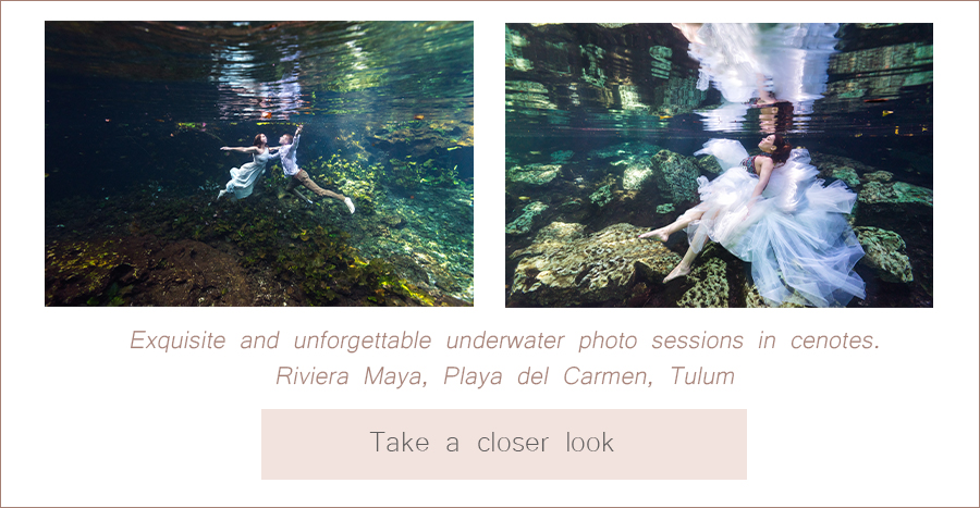 cenotes photo sessions