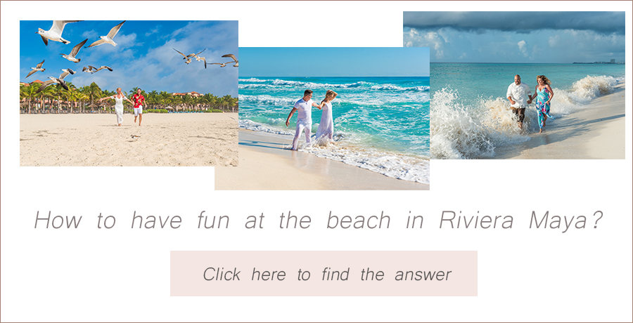 have fun beach riviera maya