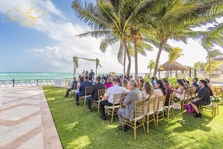 villa la joya wedding images