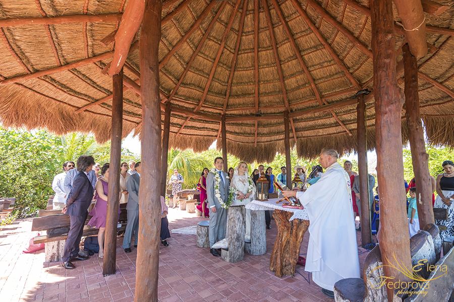 catholic ceremony ocean weddings