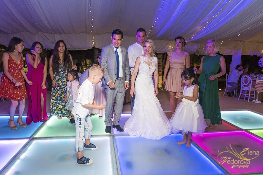good time wedding cancun