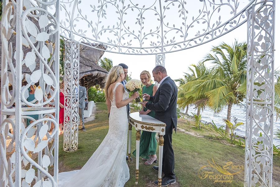 photo wedding family tradition