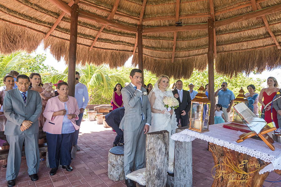 religious wedding cancun