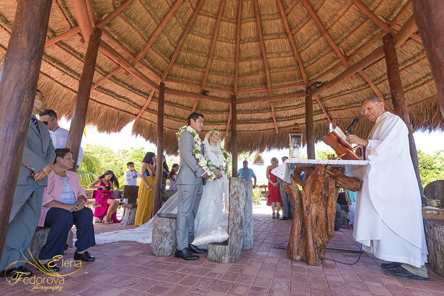 releigious wedding ceremony
