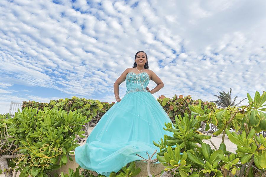 cancun quinceanera photographer