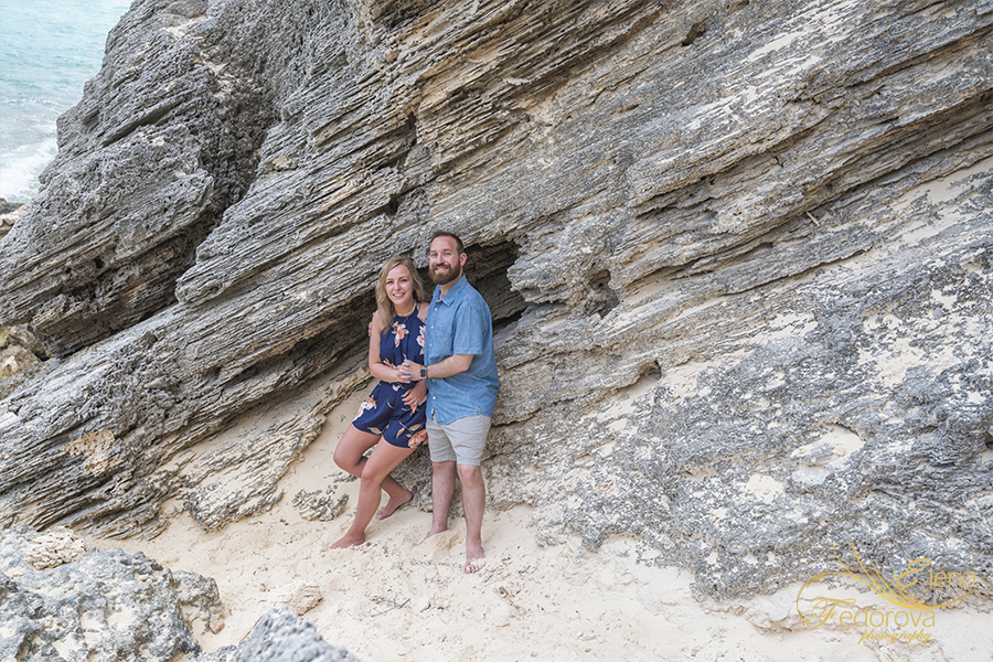 isla mujeres after proposal photos