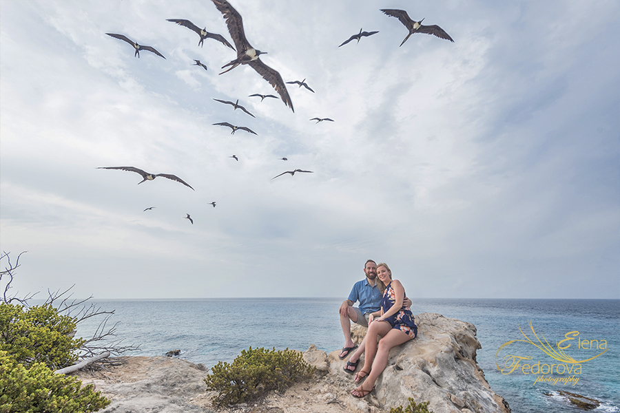 isla mujeres professional proposal photography