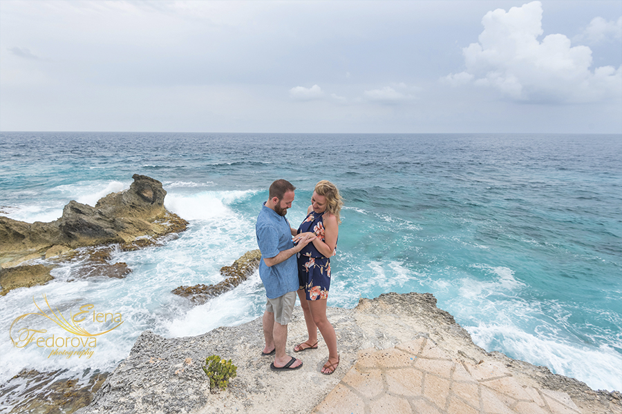 isla mujeres proposal session