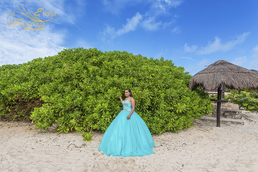 quinceanera photographer cancun