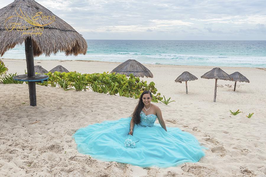 quinceanera photographer cancun