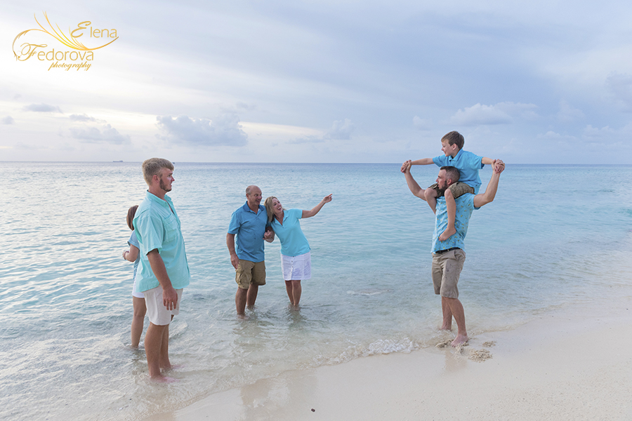 tequila beach club cozumel family photographer