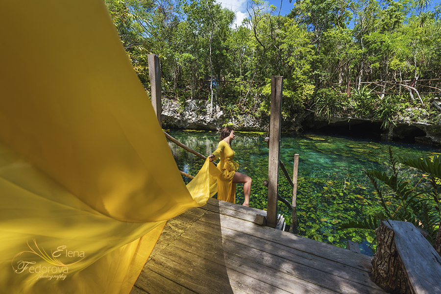 cenotes photography artistic