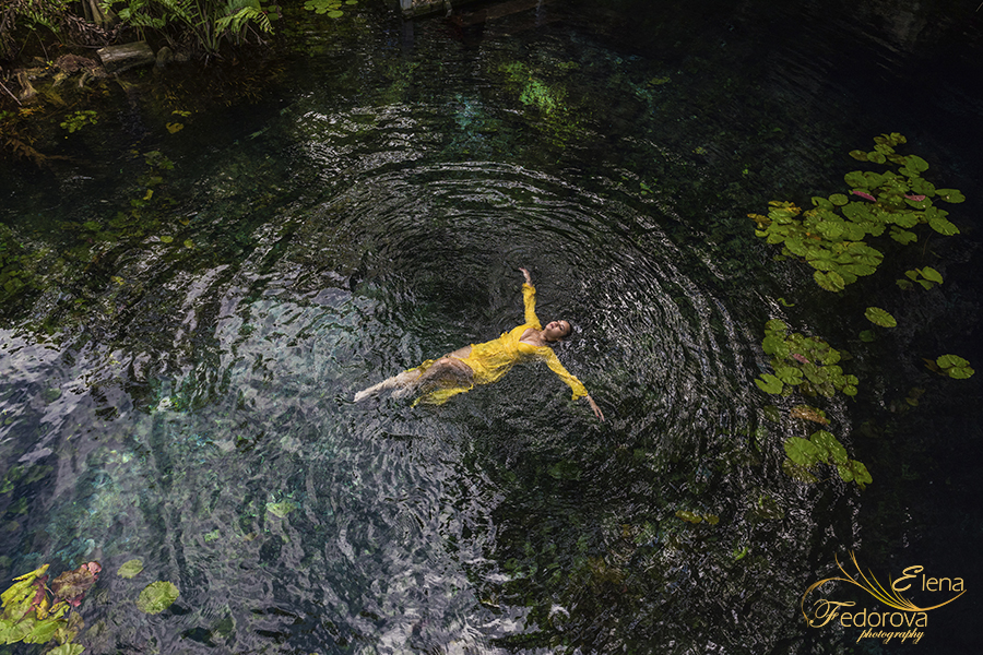 dive into adventure cenotes