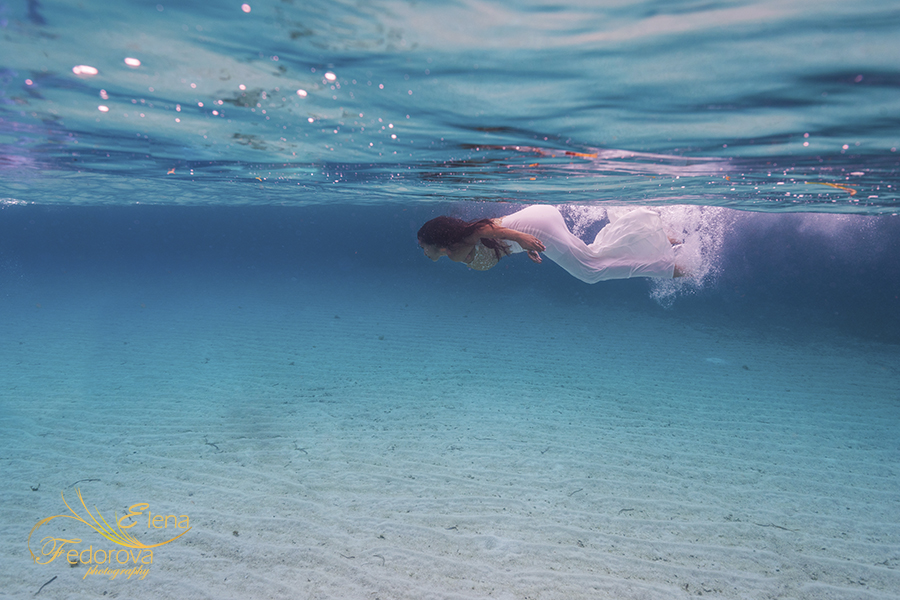 sea underwater photography