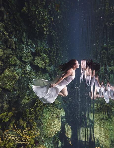 underwater photos magical