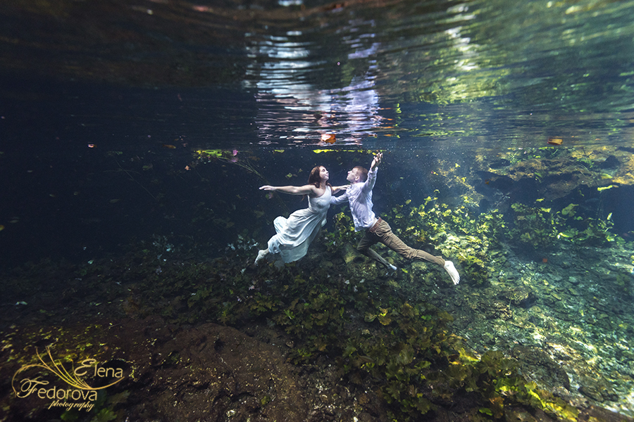 underwater symphony mexico