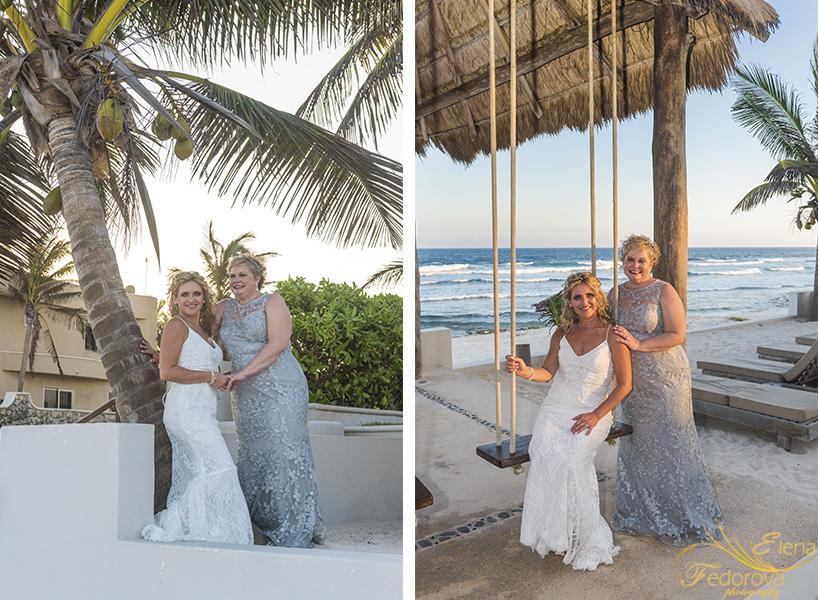 casa sofia tulum wedding ceremony photography