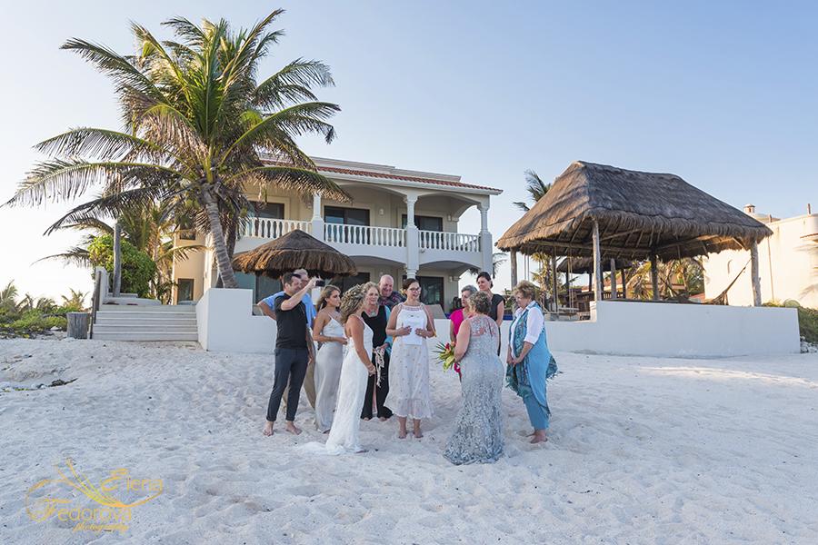 casa sofia tulum wedding ceremony