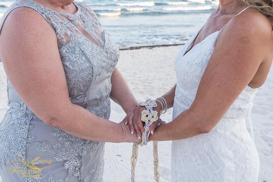 lgbt photo wedding tulum