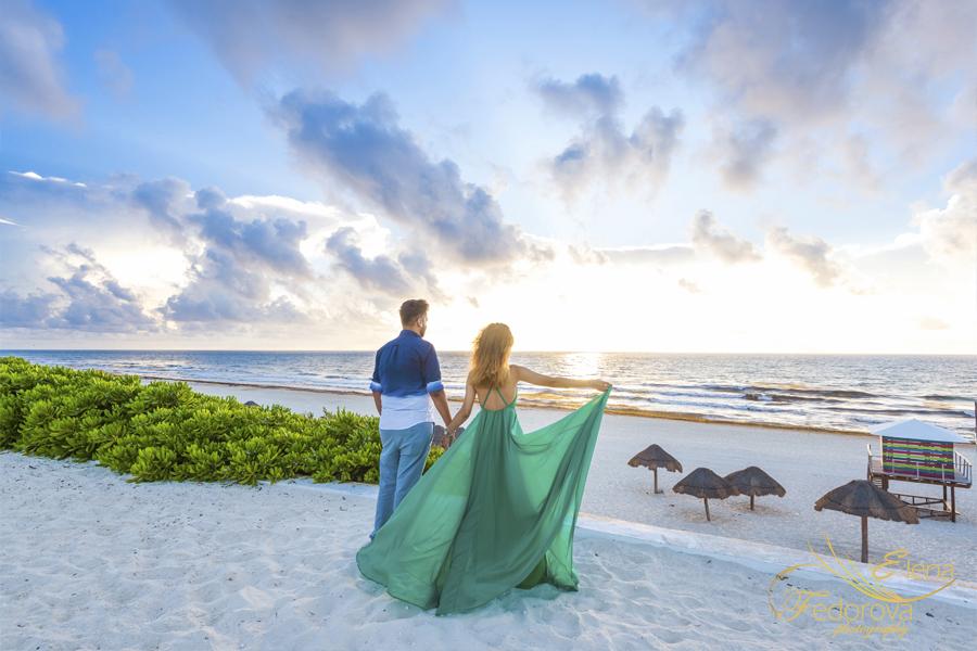 photos on sunrise cancun
