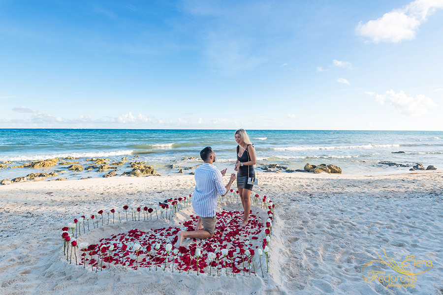 how to propose in cancun