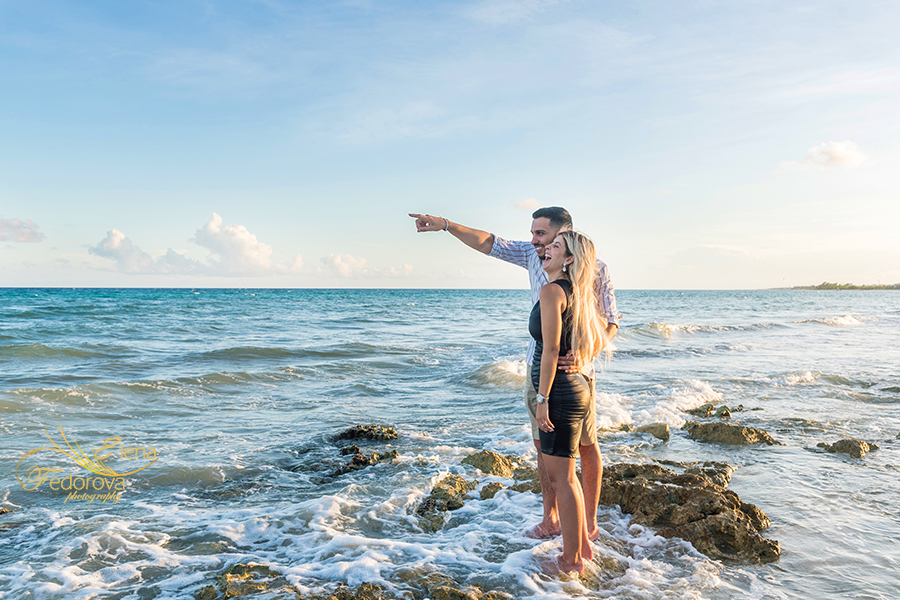 sea proposal in mexico