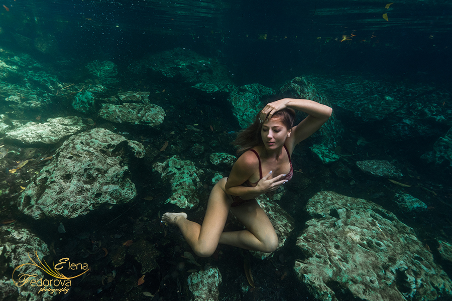underwater photography boudoir
