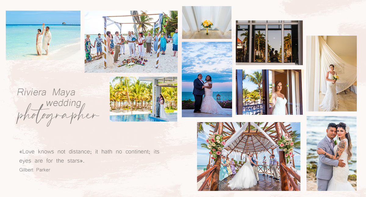 riviera maya wedding photographers
