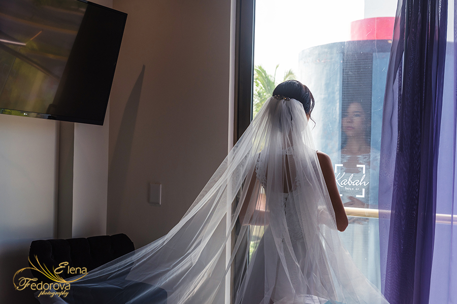 bridal photography cancun