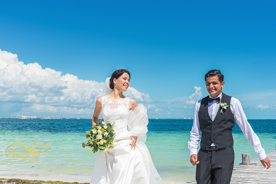 cancun elopement packages