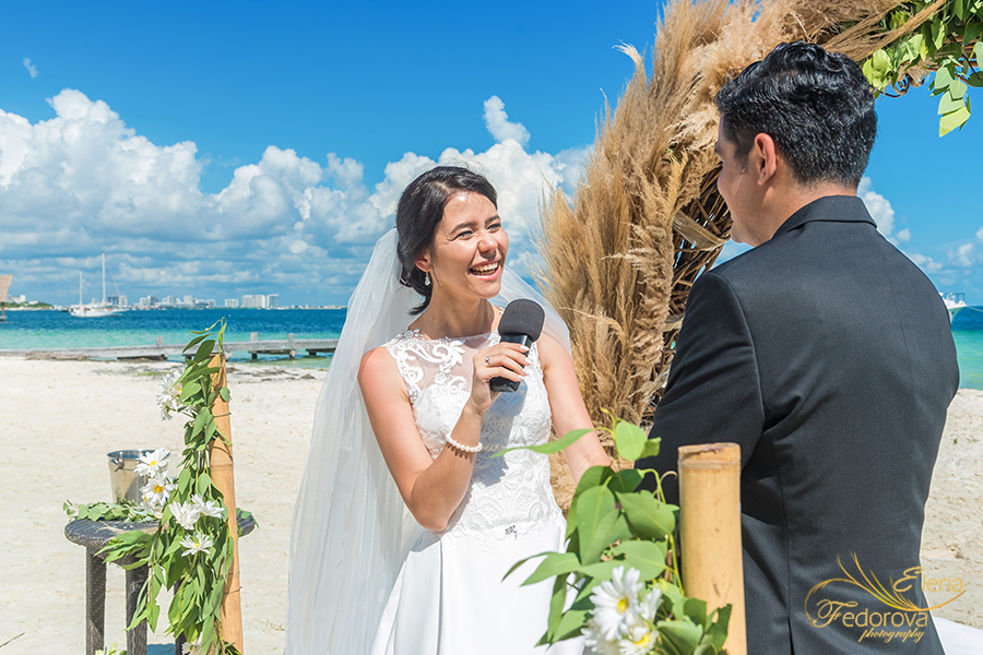 elopement packages cancun mexico