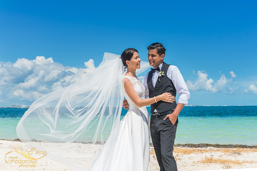 elopement photographer cancun