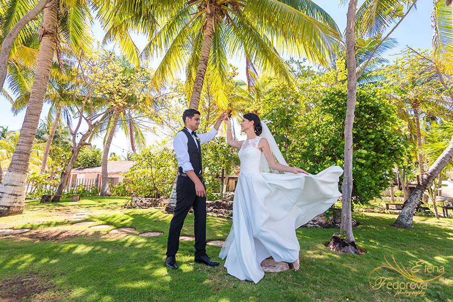 elopement photos cancun