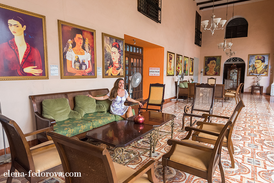 hotel doralba in merida mexico